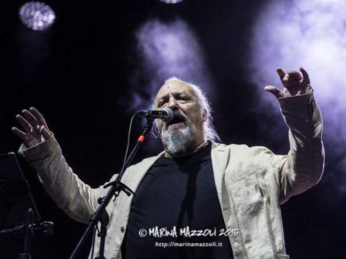 Concerti, Eugenio Finardi dal vivo il 4 novembre al Teatro Dal Verme di Milano