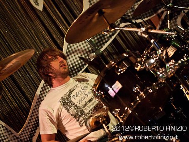 9 Febbraio 2012 - Tunnel - Milano - Bastard Sons of Dioniso in concerto