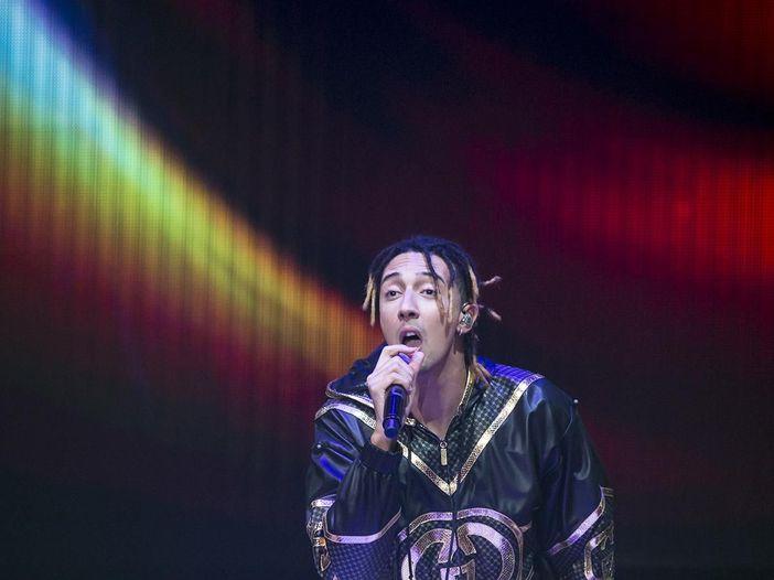Concerti, Ghali: quattro date in Europa a luglio 2019
