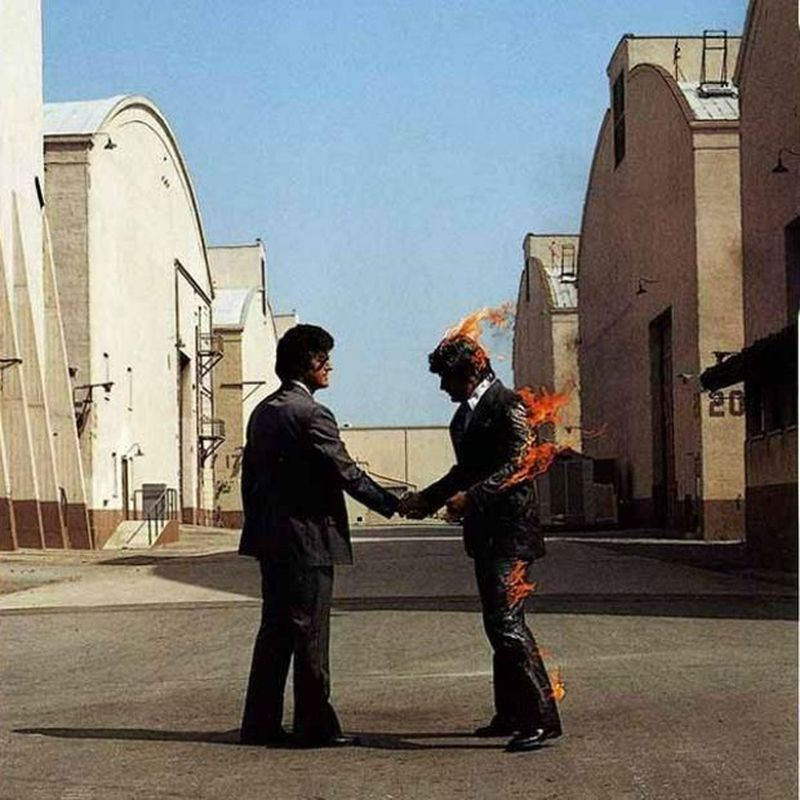 "Questa sera su YouTube ""Wish You Were Here"" dei Pink Floyd per beneficenza"