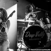 14 marzo 2013 - Alcatraz - Milano - Deap Vally in concerto