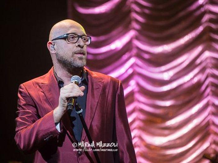 Mario Biondi, al via a ottobre il tour europeo