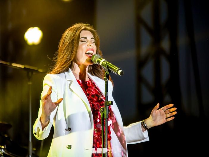 Sanremo 2015, Bianca Atzei: la videointervista