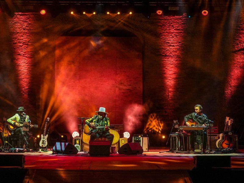 3 ottobre 2021 - Arena Sferisterio - Macerata - Zucchero in concerto