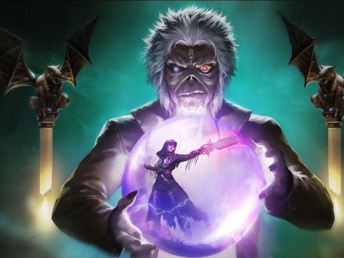 Lacuna Coil, collaborazione con gli Iron Maiden per il videogame 'Legacy of the Beast'