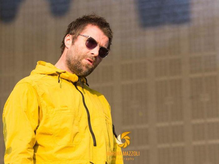 Liam Gallagher parla bene del fratello Noel