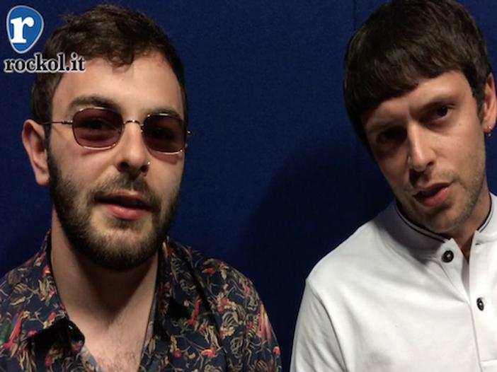 Nel backstage del Wind Summer Festival con Lorenzo Fragola e Gazzelle: 'Non ce ne frega niente...' - VIDEOINTERVISTA