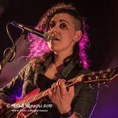 31 maggio 2015 - Lilith Festival - Porto Antico - Genova - Cristina Nico in concerto