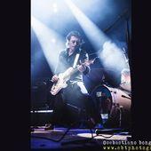 17 ottobre 2015 - The Cage Theatre - Livorno - Federico Poggipollini in concerto