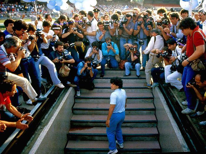 Lo stadio San Paolo, tempio dei concerti live e di Maradona