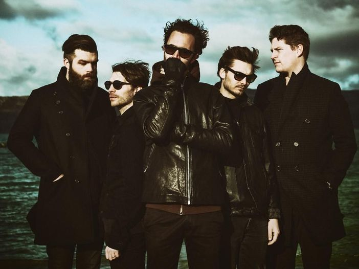 Editors, 'The weight of your love': 'Chitarre graffianti e nuovi orizzonti'