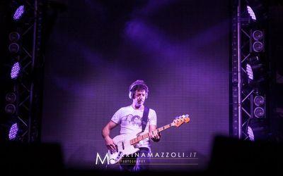 16 luglio 2016 - Goa Boa Festival - Arena del Mare - Genova - Max Gazzé in concerto