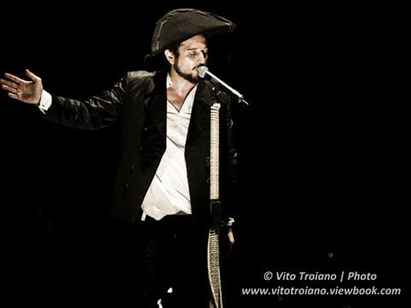 14 Luglio 2011 - Piazza Grande - Modena - Vinicio Capossela in concerto