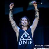 23 giugno 2015 - Ippodromo delle Capannelle - Roma - Slash in concerto