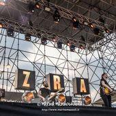 7 luglio 2015 - Goa Boa Festival - Porto Antico - Genova - George Ezra in concerto