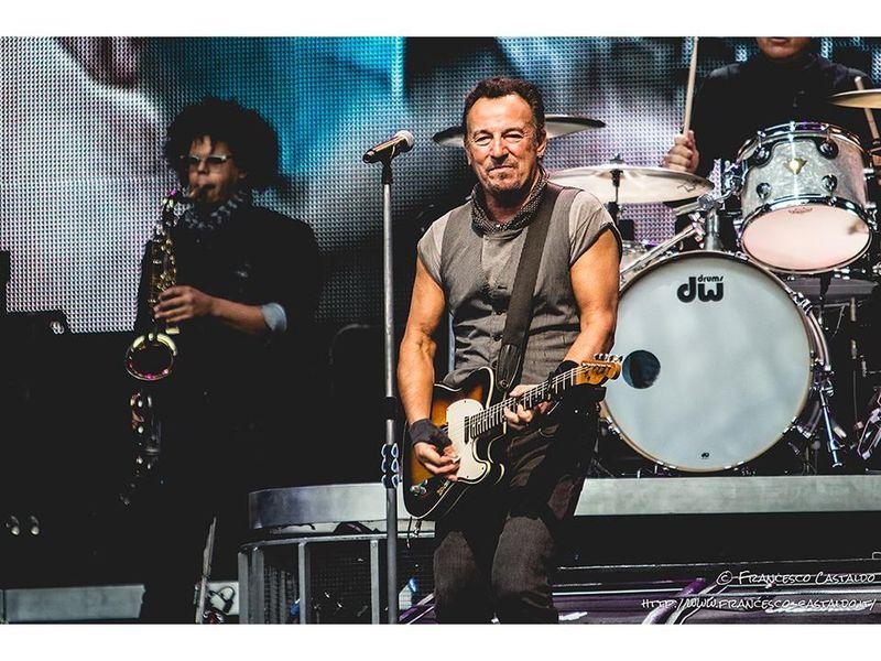 Quando Bruce Springsteen e la E Street Band dissero addio a Danny Federici