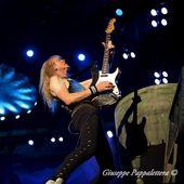 26 luglio 2016 - Piazza Unità d'Italia - Trieste - Iron Maiden in concerto