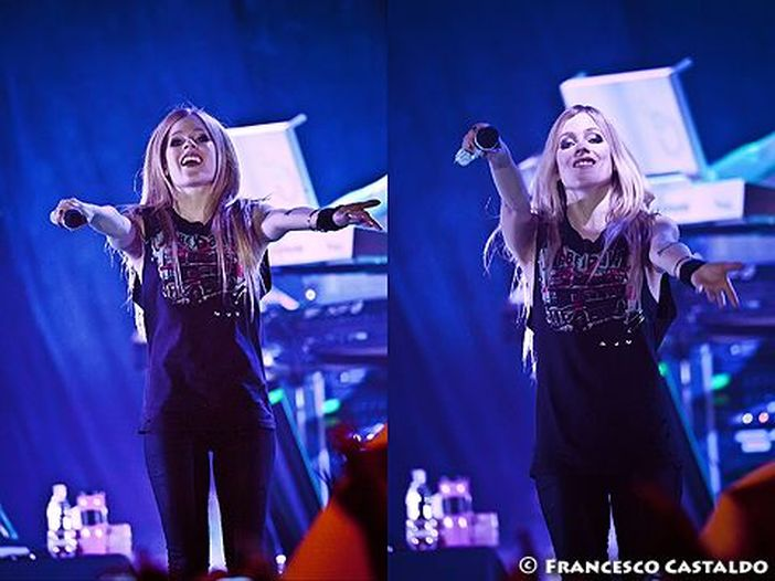 Avril Lavigne troppo sexy per la Malaysia