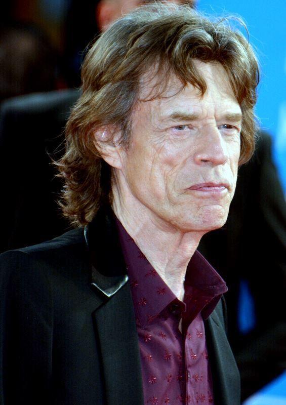 √ Mick Jagger Martin Scorsese serie hbo vinyl debutto nel 2016 | News | Rockol - Mick_Jagger_Deauville_2014