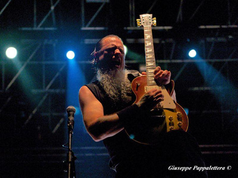 11 agosto 2014 - Area Concerti Festival - Majano (Ud) - Down in concerto