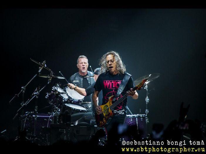 Robert Trujillo (Metallica) parla del piacere di eseguire 'cover' in concerto