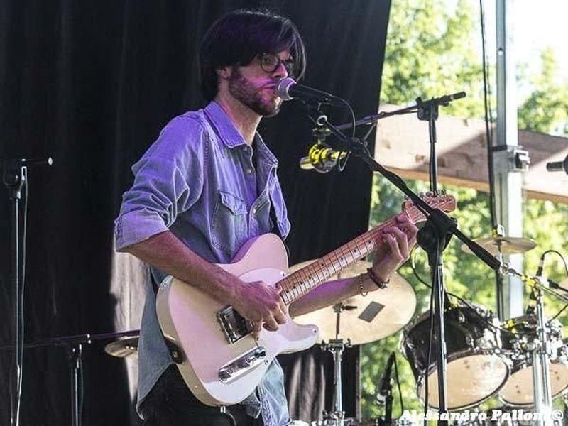 9 luglio 2021 - Chiari Blues Festival - Chiari (Bs) - James Meadow in concerto