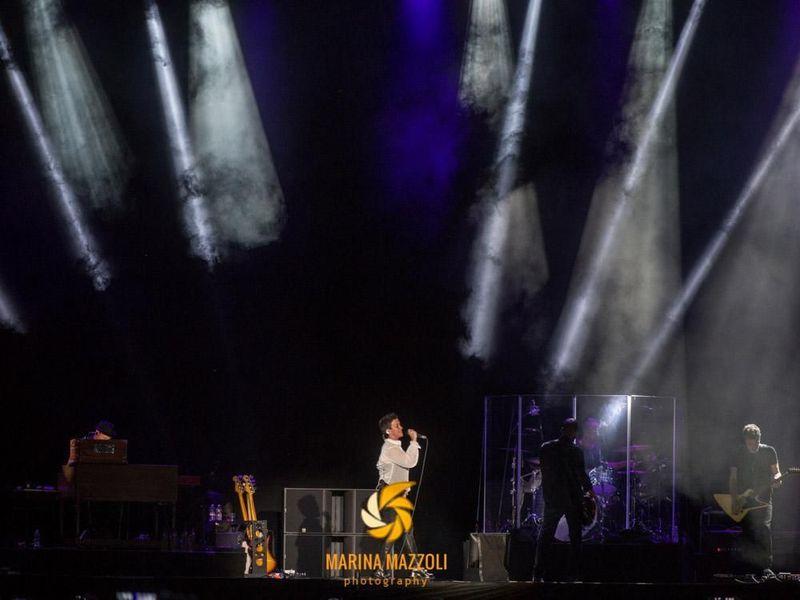 25 luglio 2018 - Ippodromo del Galoppo - Milano - Alanis Morissette in concerto