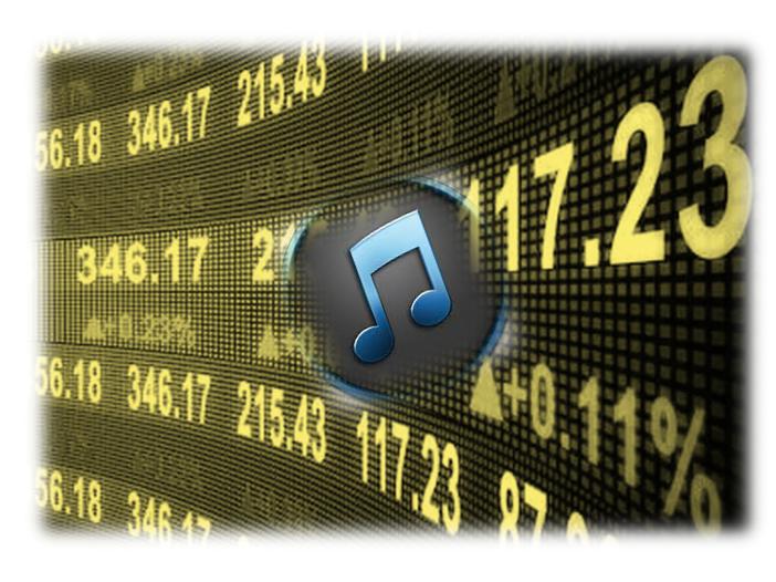 Musica e listini: le impressionanti quotazioni di Apple e Amazon