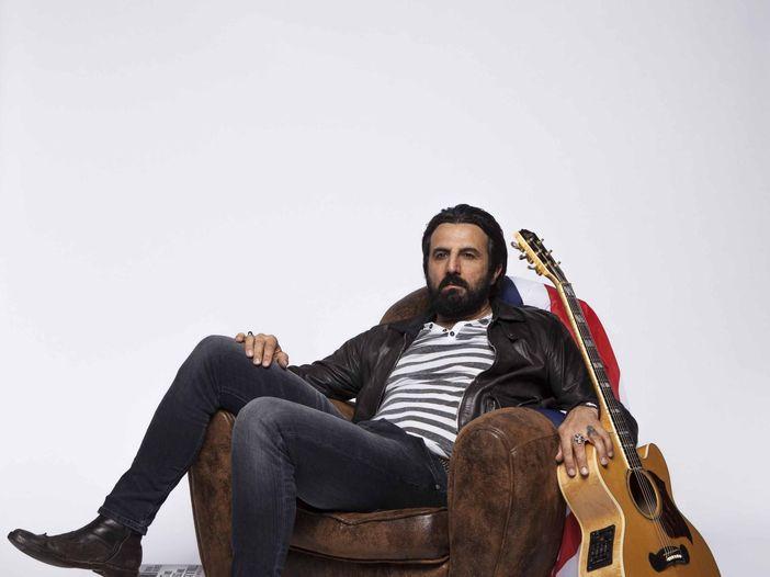 Omar Pedrini torna in TV con 'Rock e i suoi fratelli'