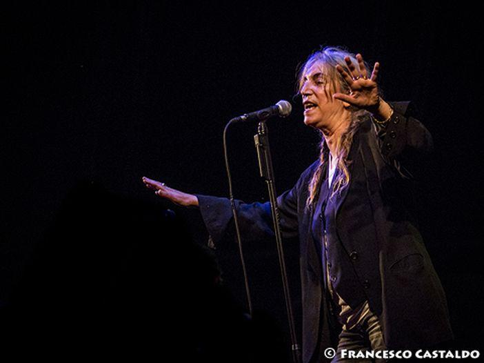 Concerti, Patti Smith: quattro date in Italia (con famiglia) a dicembre