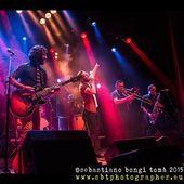 7 novembre 2015 - The Cage Theatre - Livorno - BlueBeaters in concerto