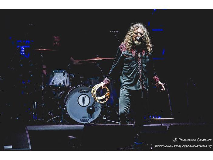 Concerti, Robert Plant & the Sensational Space Shifters: unica data italiana a Milano in luglio