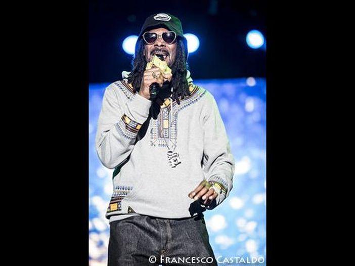 Concerti, Snoop Dogg: dal vivo anche a Napoli il prossimo 27 luglio