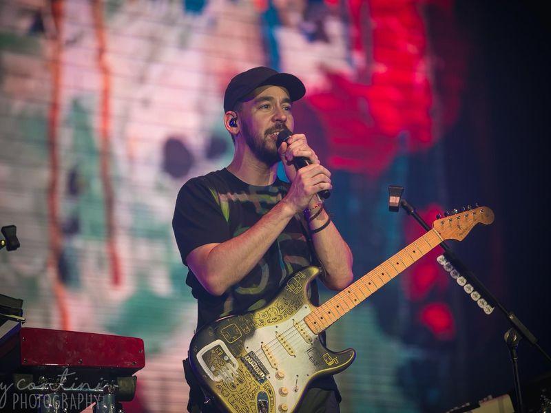 8 settembre 2018 - Milano Rocks - Area Expo - Rho (Mi) - Mike Shinoda in concerto