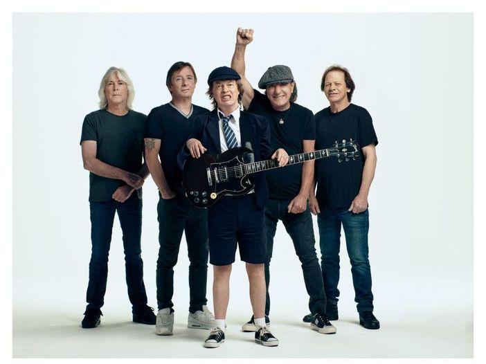 Gli AC/DC ricordano Malcolm Young