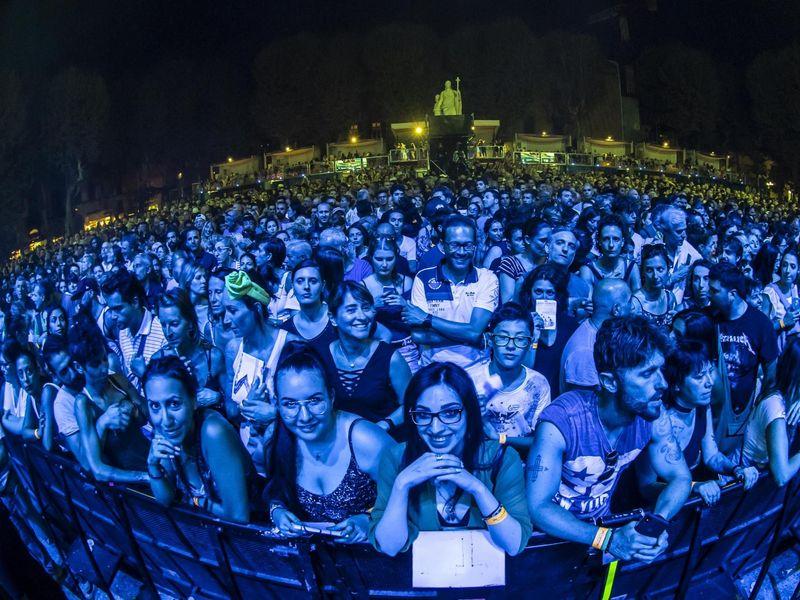 Lenny Kravitz @ Lucca Summer Festival, 18 luglio 2018