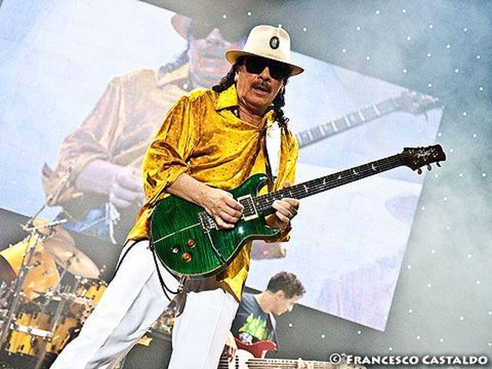 Santana: 'Per il prossimo album voglio tornare alla band originale'