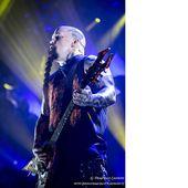5 novembre 2015 - Alcatraz - Milano - Slayer in concerto