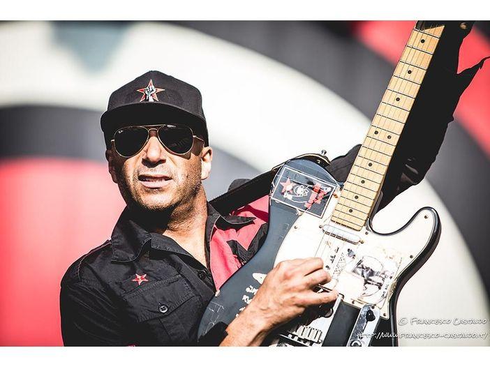 Tom Morello (Rage Against the Machine): 'Le chitarre sono ancora importanti'