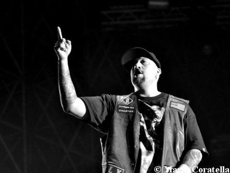 26 giugno 2012 - Rock in Roma - Ippodromo delle Capannelle - Roma - Cypress Hill in concerto