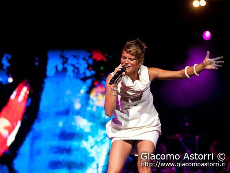 29 Agosto 2011 - Arena Sferisterio - Macerata - Alessandra Amoroso in concerto
