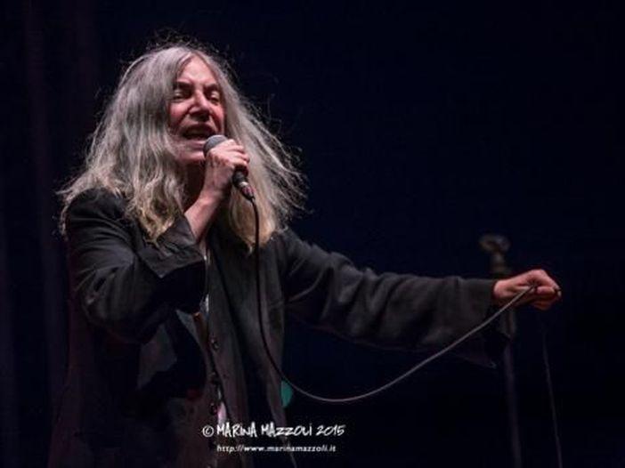 Concerti, Patti Smith: aggiunta un'altra data al calendario del tour italiano