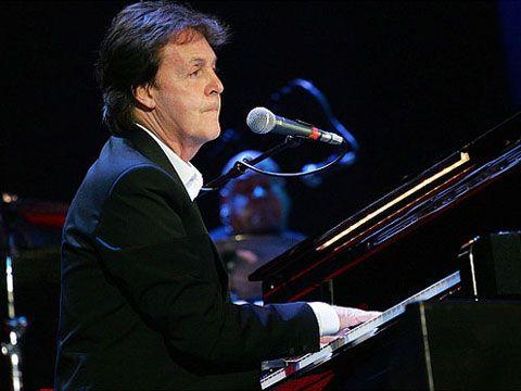 Paul McCartney al lavoro su una musica da balletto