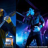 3 febbraio 2013 - Alcatraz - Milano - Motionless in White in concerto