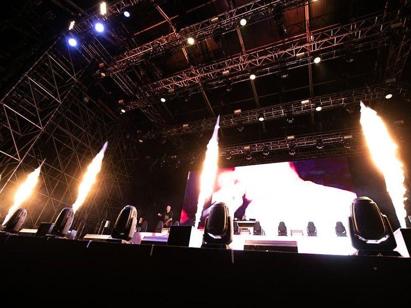 4 luglio 2019 - Rock in Roma - Ippodromo delle Capannelle - Roma - Gemitaiz in concerto