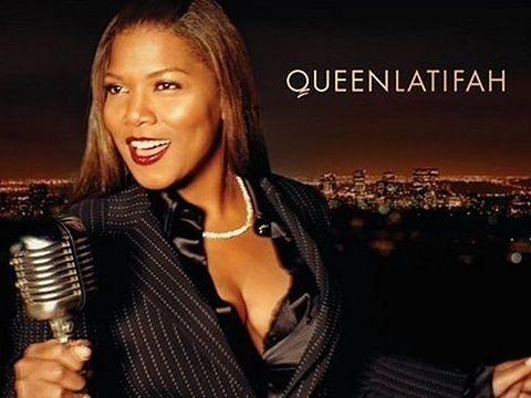 Voglia di maternità per Queen Latifah