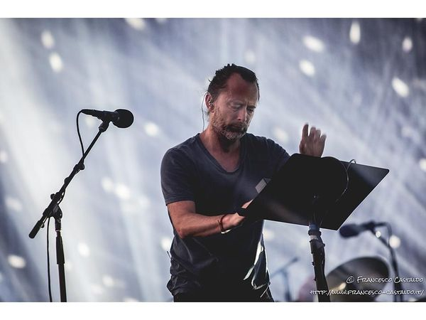 Radiohead: il concerto di Monza in streaming su i-Days Channel
