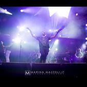8 aprile 2016 - Porto Antico - Genova - Negrita in concerto