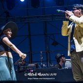 9 luglio 2015 - Goa Boa Festival - Porto Antico - Genova - Sweet Life Society in concerto