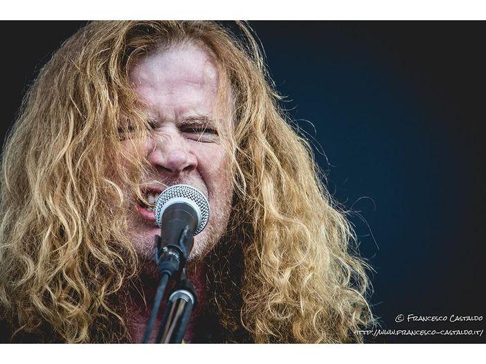 "I Megadeth in concerto dedicano ""Outshined"" a Chris Cornell - VIDEO"